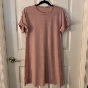 Shein T-shirt dress